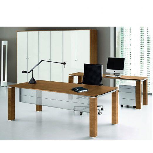 BRALCO JET Original Executive Desk Melamine Top