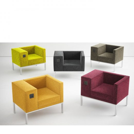 BOLD Armchairs Soft Seating