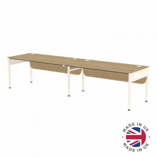 Libra 2 Person Linear Bench