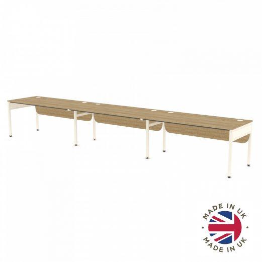 Libra 3 Person Linear Bench