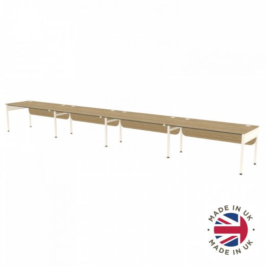 Libra 4 Person Linear Bench System