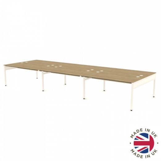 Libra 6 Person Bench System