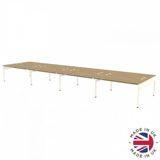 Libra 8 Person Bench System