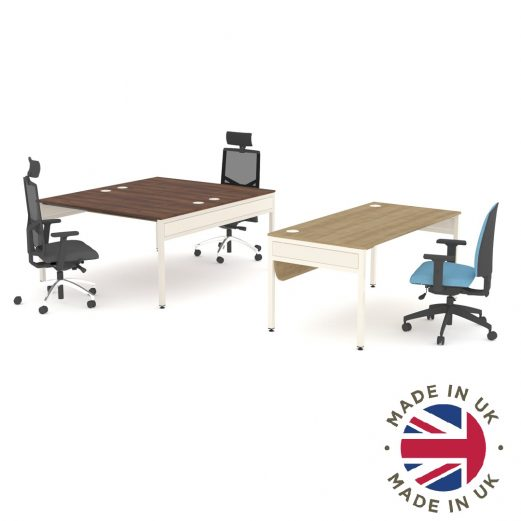 Libra Bench Desks & Bench Systems by Lee & Plumpton