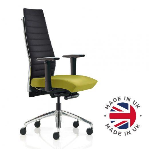 Plan Ribbed Back Task Chair