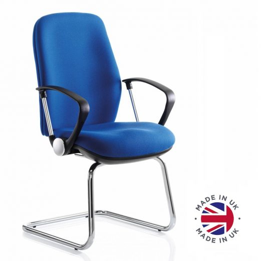 Re-Act Deluxe Visitors Chair