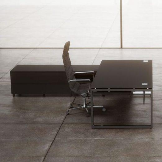 Prestige Executive Desk with Storage