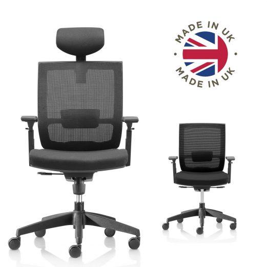 Drayton Mesh Task Chair