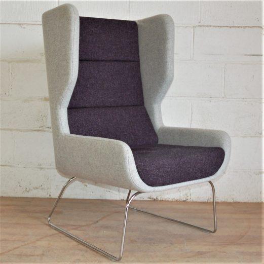 NAUGHTONE Hush Lounge Quiet Chair 3032