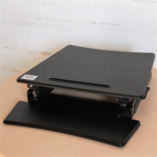 Sit-Stand Desk Converter Black 9085a