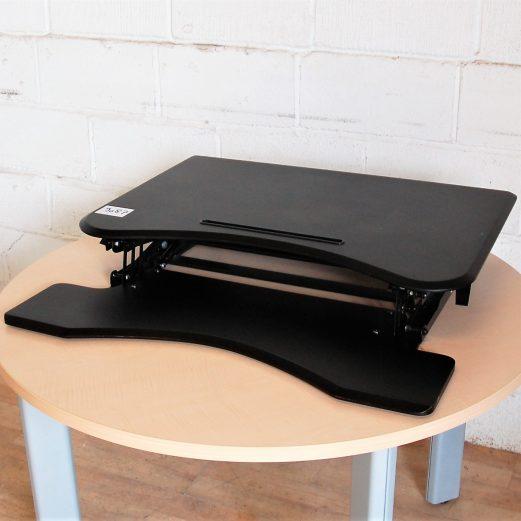 Sit-Stand Desk Converter Black 9087