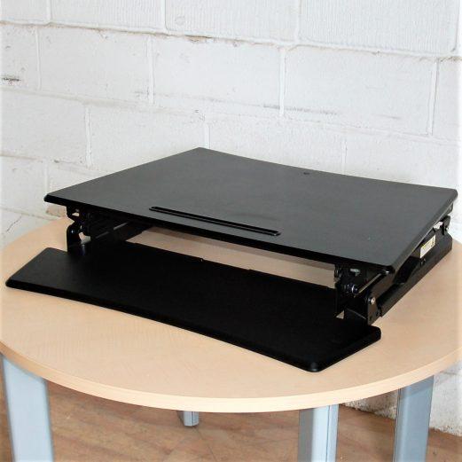 Sit-Stand Desk Converter Black 9088