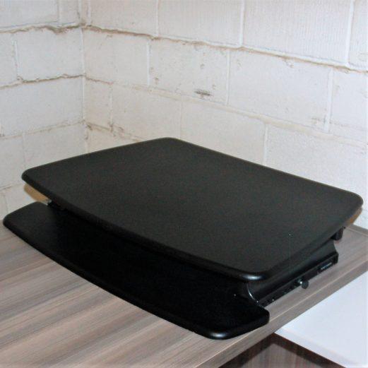 VARIDESK Height Adjustable Sit-Stand Desk Converter Black 9090