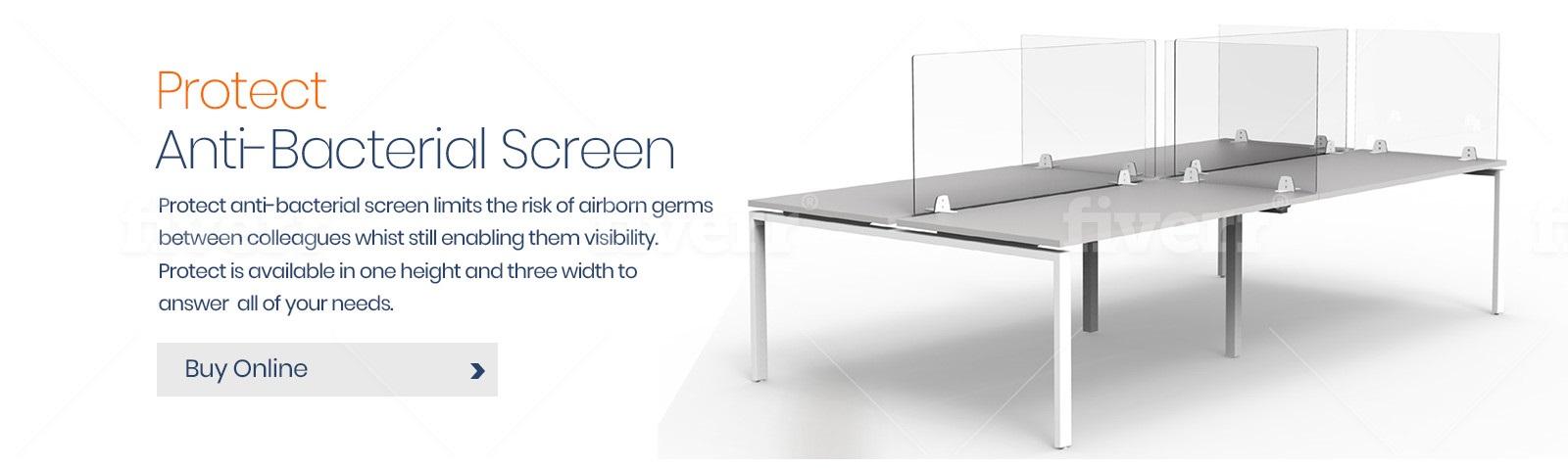 Slider 7 - Anti Bac Desk Screens