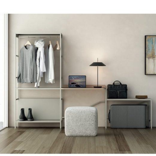 Concerto Home Office Desk & Storage 2