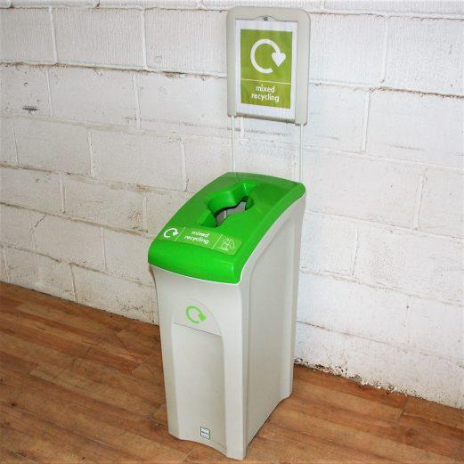 ENVIROBIN 82 Litre Midi Mixed Recycling Bin 9096
