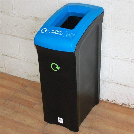 ENVIROBIN 82 Litre Midi Paper and Cardboard Recycling Bin 9098