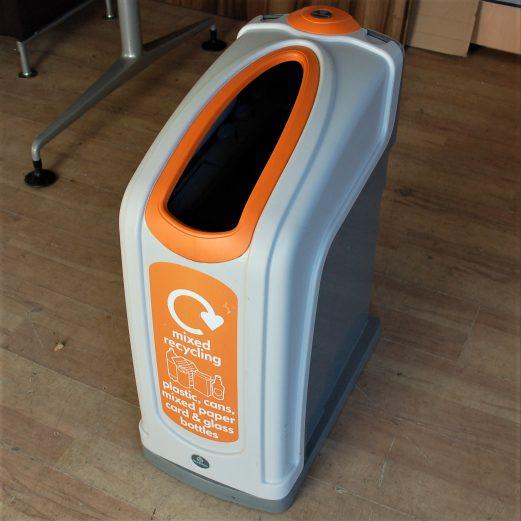 GLASDON Mixed Recycling Waste Bin 9093