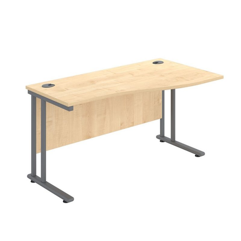 Georgio Compact Wave Desk