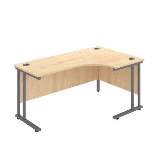 Georgio J Shape Desk 600 x 600