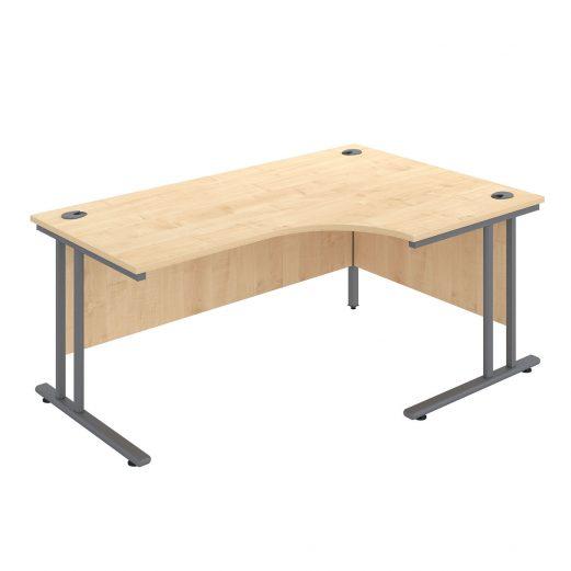 Georgio J Shape Desk 800 x 800