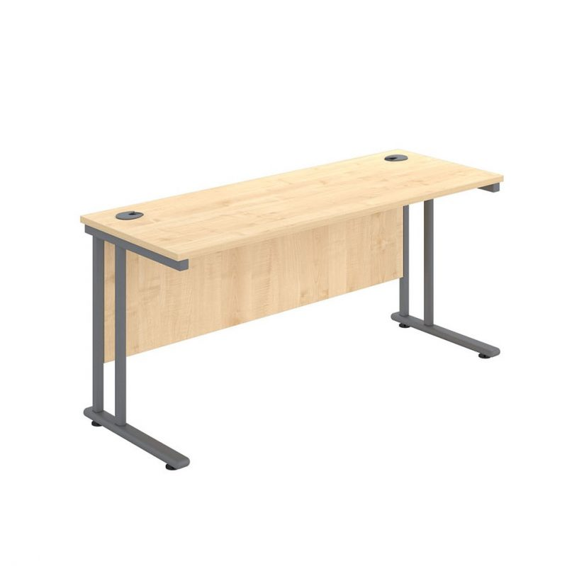 Georgio Straight Desk 600mm Deep
