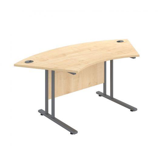 Georgio Curved Desk