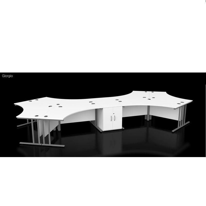 Georgio Core Unit Desk