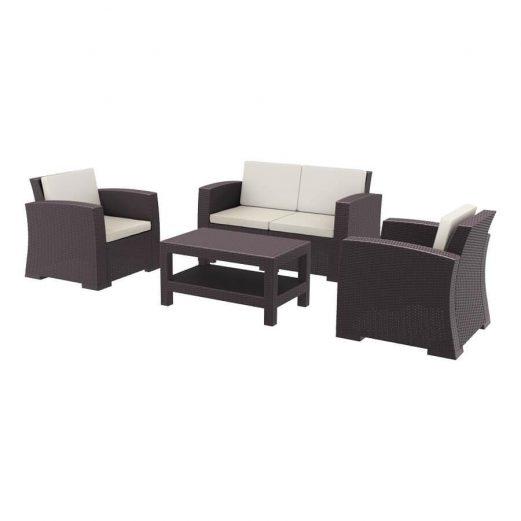 Outdoor, Garden Sofa Sets