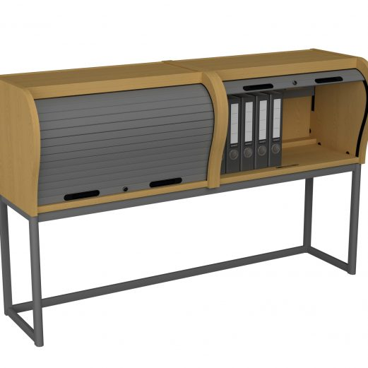 Hawk Desktop Overhead Storage
