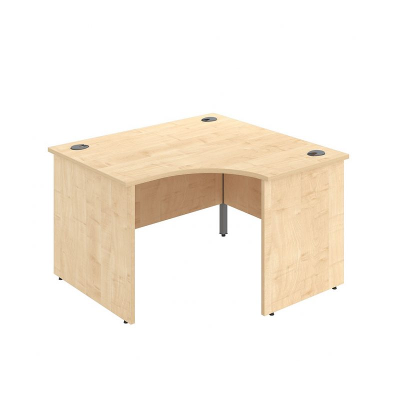 Hawk Panel J Shape Desk 600 x 800