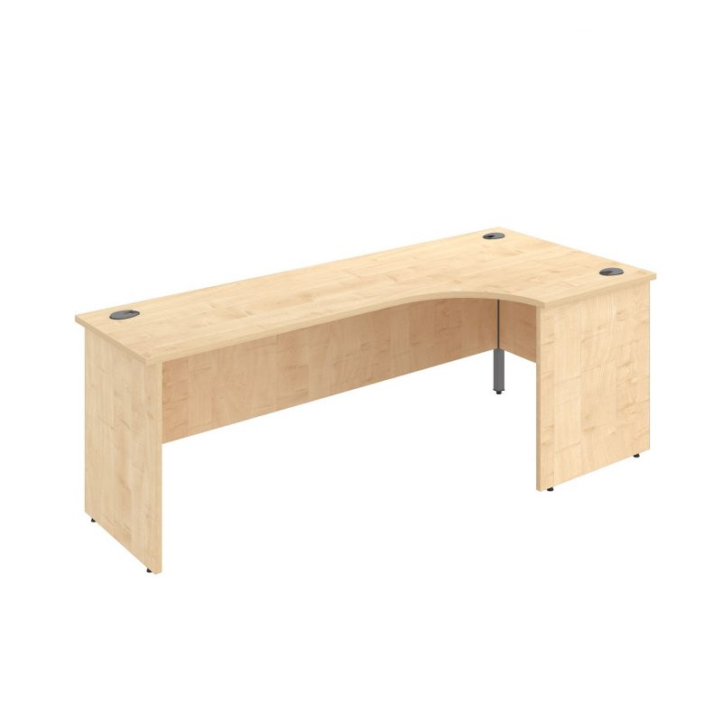 Hawk Panel J Shape Desk 600 x 600