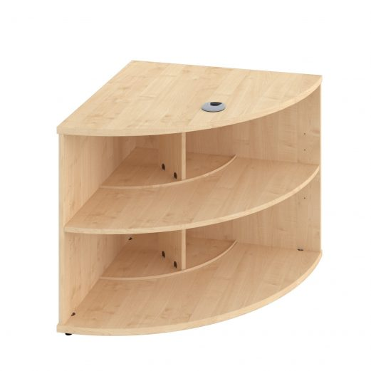 Hawk 90 Degree Corner Bookcases