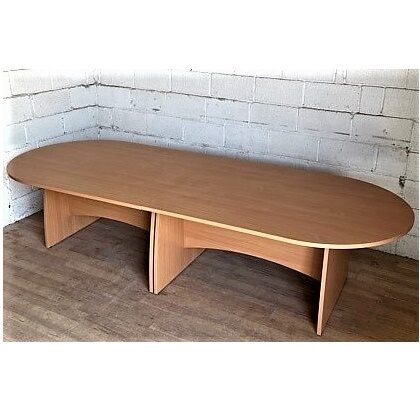 Oval Boardroom Table 15126a