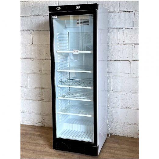 Blizzard Glass Front Vertical Cooler Chiller 9114