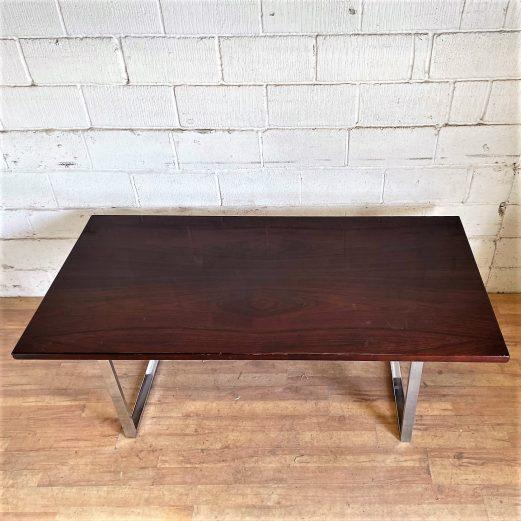 Boardroom Meeting Table Rosewood 15133