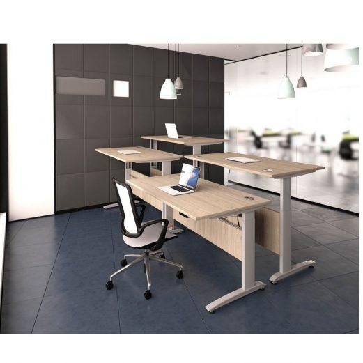 Height Adjustable Sit Stand Desks Manual, Electric Adjustable Desks