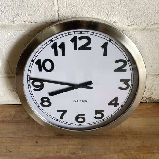 Karlsson Clock 50cm Diameter 9072